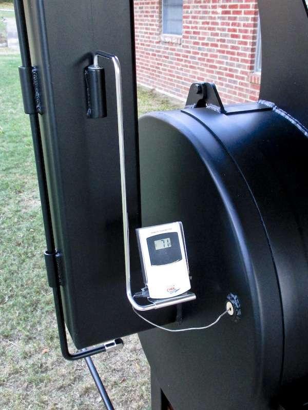 LSGz 24x40 Offset - Custom w/Mods - The Texas BBQ Forum