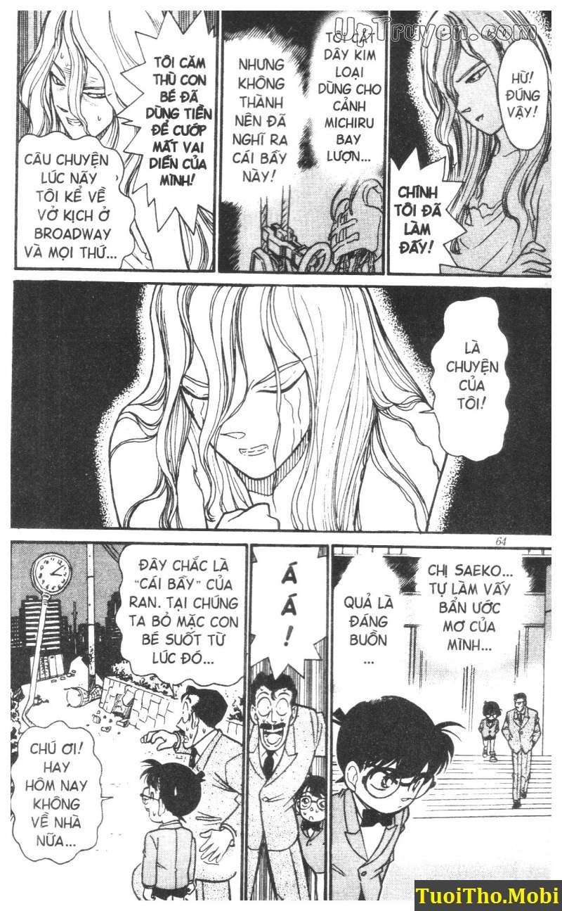 đọc truyện Conan bộ đặc biệt chap 3 trang 19