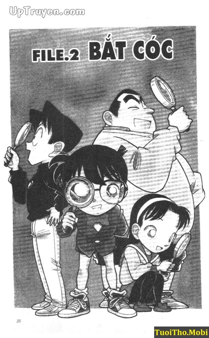 đọc truyện Conan bộ đặc biệt chap 2 trang 0