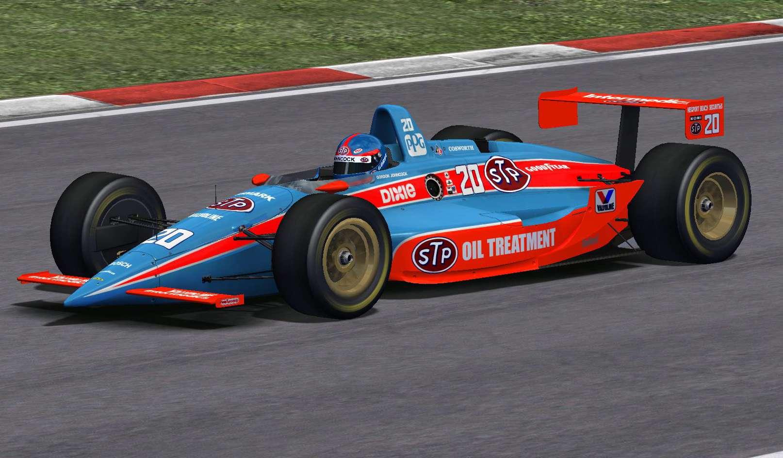 RFactor IndyCar 1995 Mod Question - TrackForum