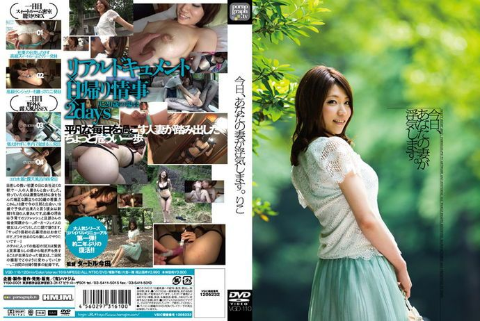 [VGD110] Today your wife will do infidelity. Riko Chitose