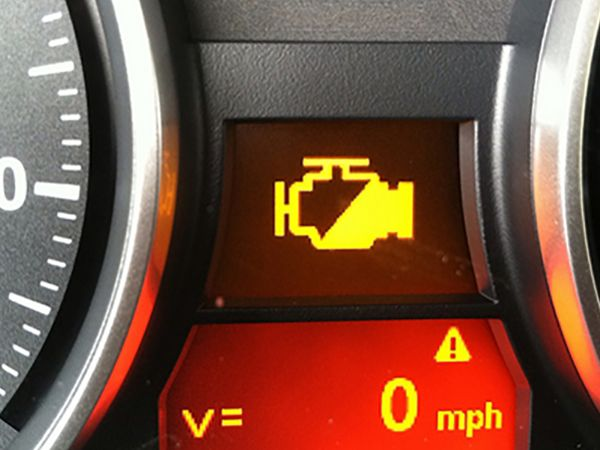 Check Engine Light On? Volvo Service Parts Coupon