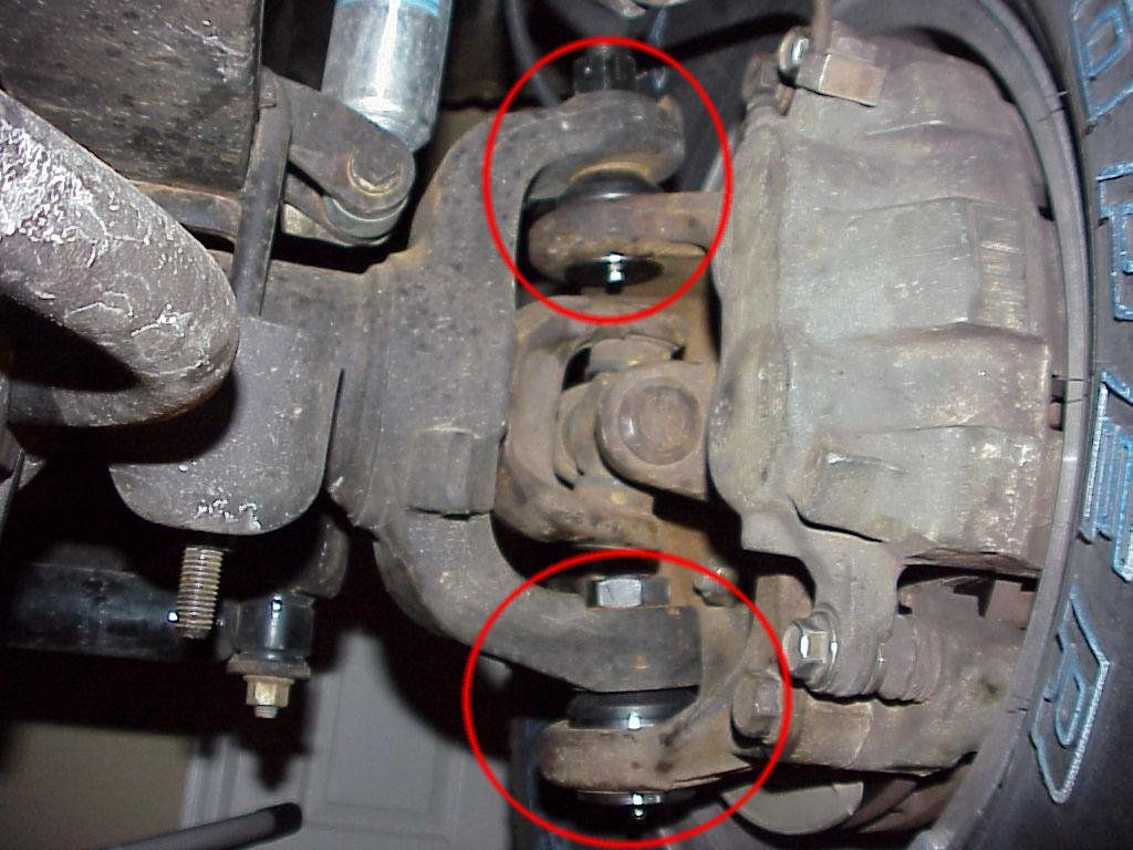 Symptoms Of A Bad Or Failing Ball Joint Car Talk Nigeria