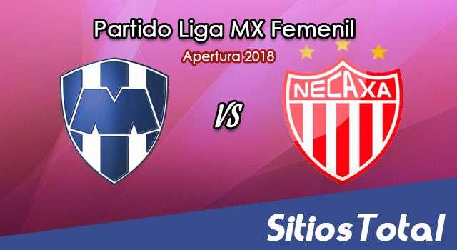 Monterrey vs Necaxa en Vivo – Liga MX Femenil – Domingo 22 de Julio del 2018