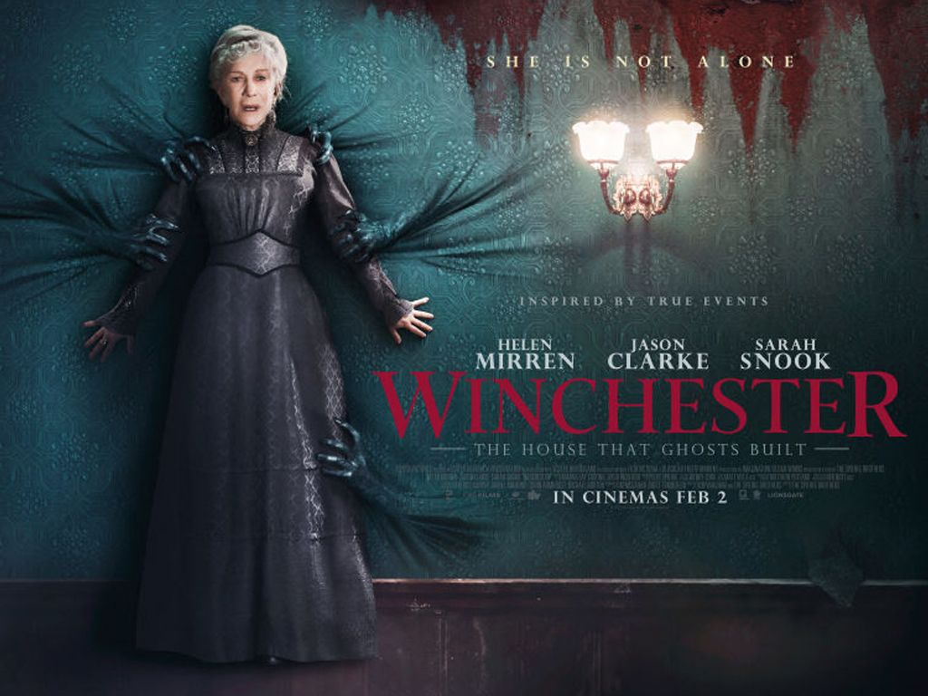 Winchester: Το Σπίτι των Φαντασμάτων (Winchester) Quad Poster Πόστερ