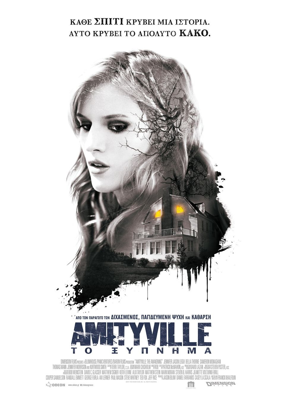 Αmityville: Το Ξύπνημα (Amityville: The Awakening) Poster Πόστερ