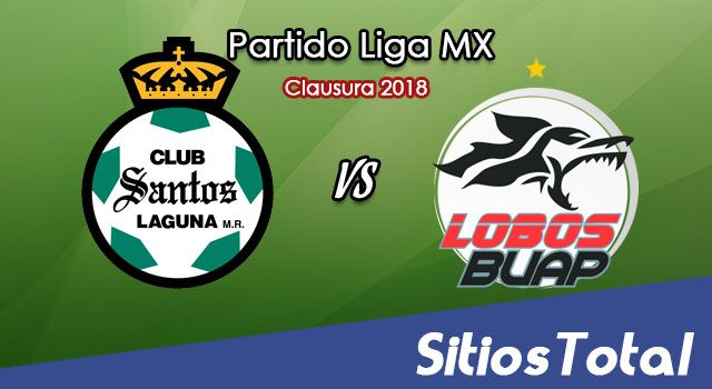 Santos vs Lobos BUAP en Vivo – Liga MX – Domingo 7 de Enero del 2018