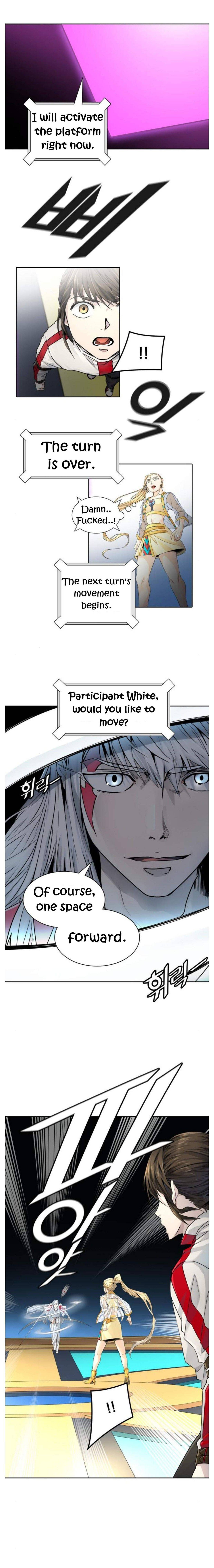 tower of god: Chapter 495 - Page 32