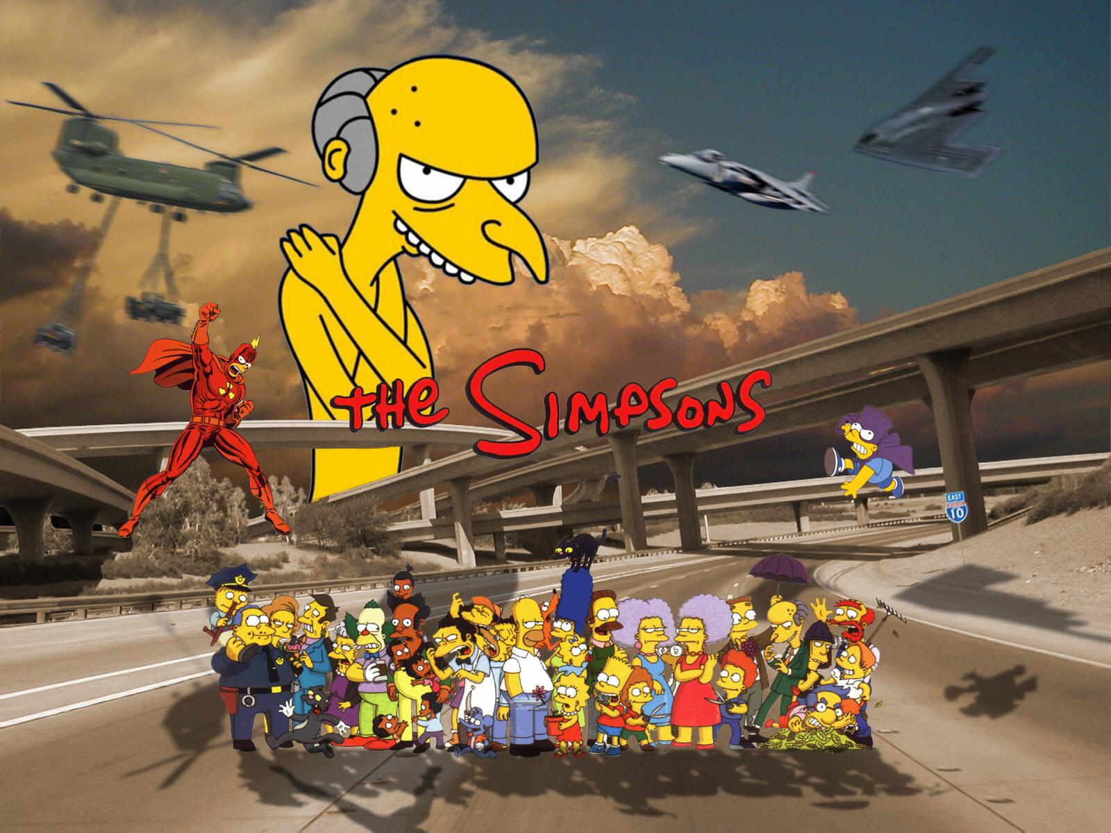 Dowload Amazing The Simpsons Wallpaper Hd Pics Fresh Images Hd