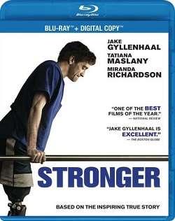 Stronger - Io Sono Più Forte (2017).avi MD MP3 BDRip - iTA