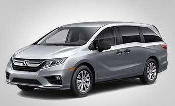 2019 Honda Minivan Odyssey in Cincinnati OH