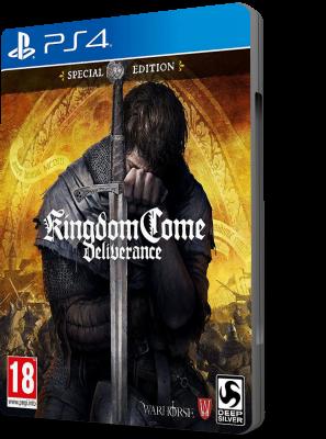 [PS4] Kingdom Come: Deliverance (2018) - SUB ITA