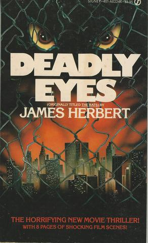 Deadly Eyes the Rats, Herbert, James