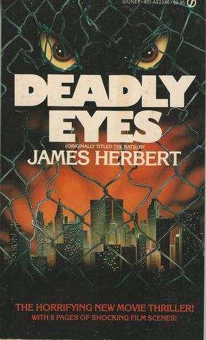 Deadly Eyes the Rats, Herbert, James