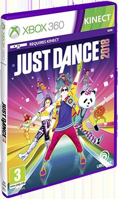 [XBOX360] Just Dance 2018 (2017) - SUB ITA