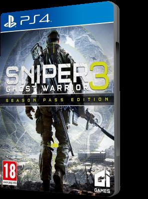 [PS4] Sniper: Ghost Warrior 3 (2017) - SUB ITA