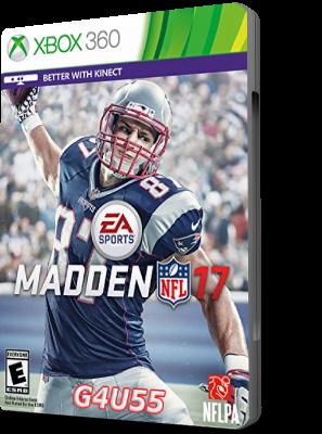 [XBOX360] MADDEN NFL 17 (2016) - ENG