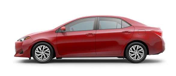 Toyota Corolla Lease