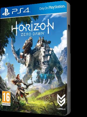 [PS4] Horizon Zero Dawn (2017) - FULL ITA