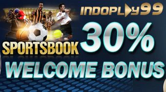 WELCOME BONUS SPORTSBOOK 30%