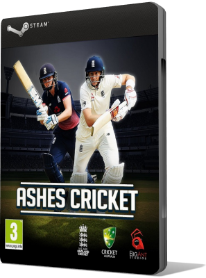 [PC] Ashes Cricket (2017) - ENG