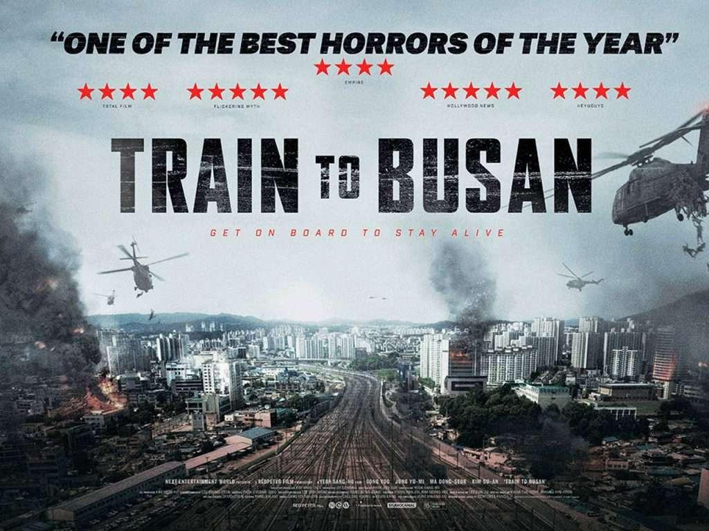 Το Εξπρές των Ζωντανών Νεκρών (Train to Busan) Quad Poster Πόστερ