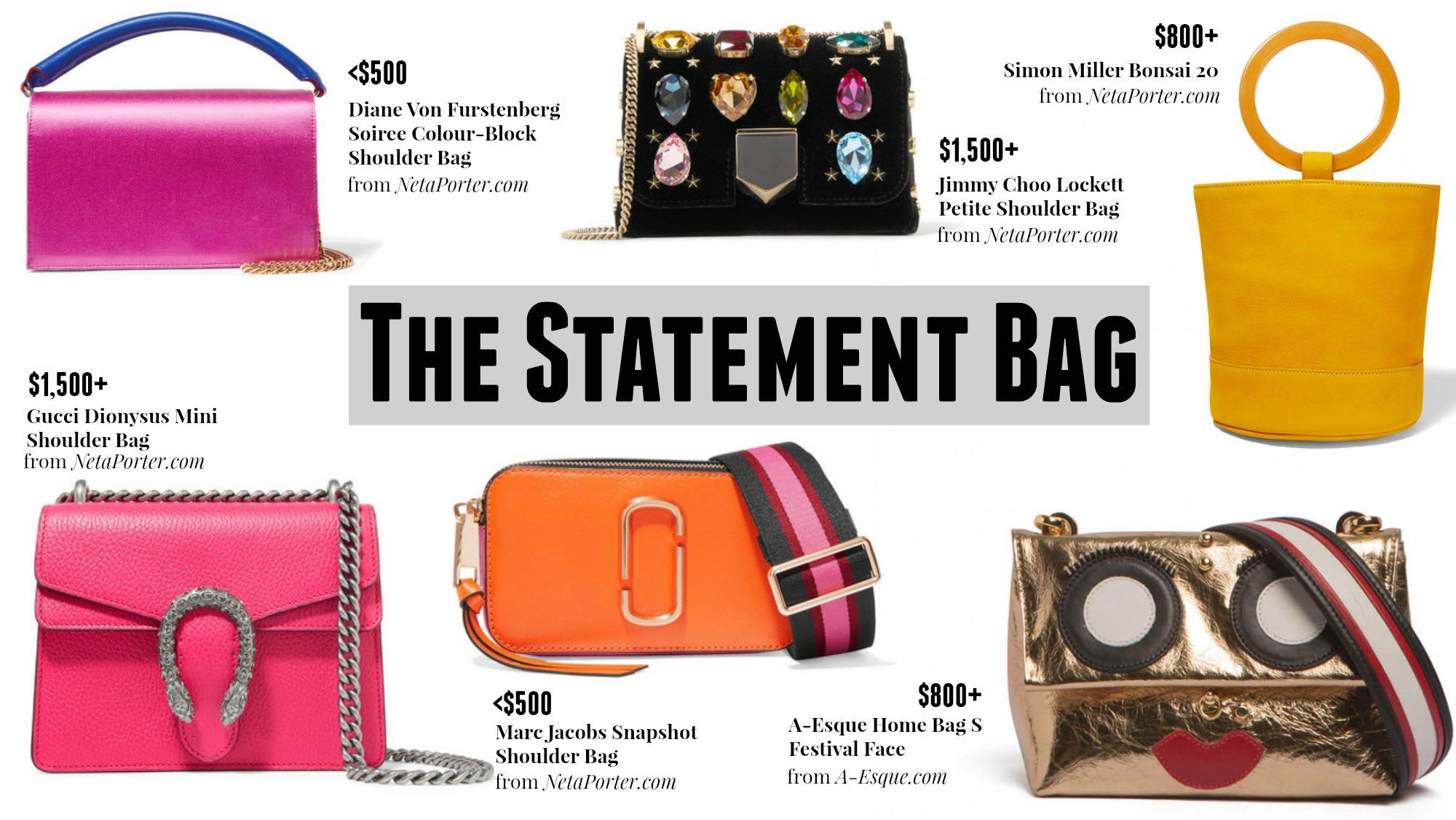 The Statement Bag