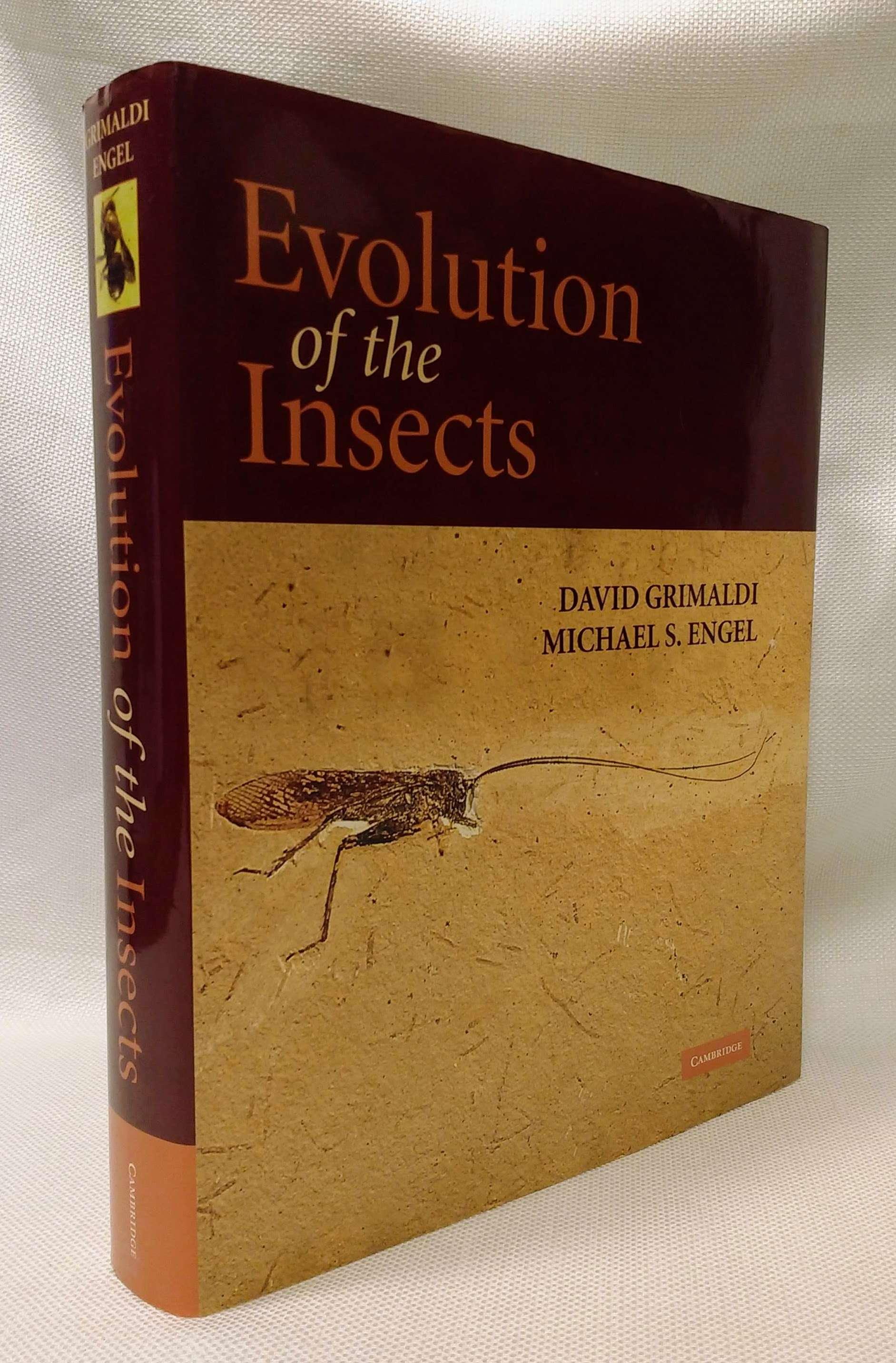 Evolution of the Insects (Cambridge Evolution Series), Grimaldi, David; Engel, Michael S.