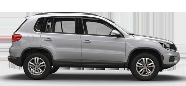 2017 VW Tiguan 2.0T S