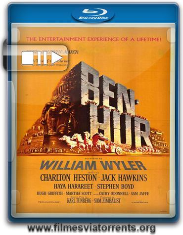 Ben-Hur Torrent - BluRay Rip 1080p Legendado