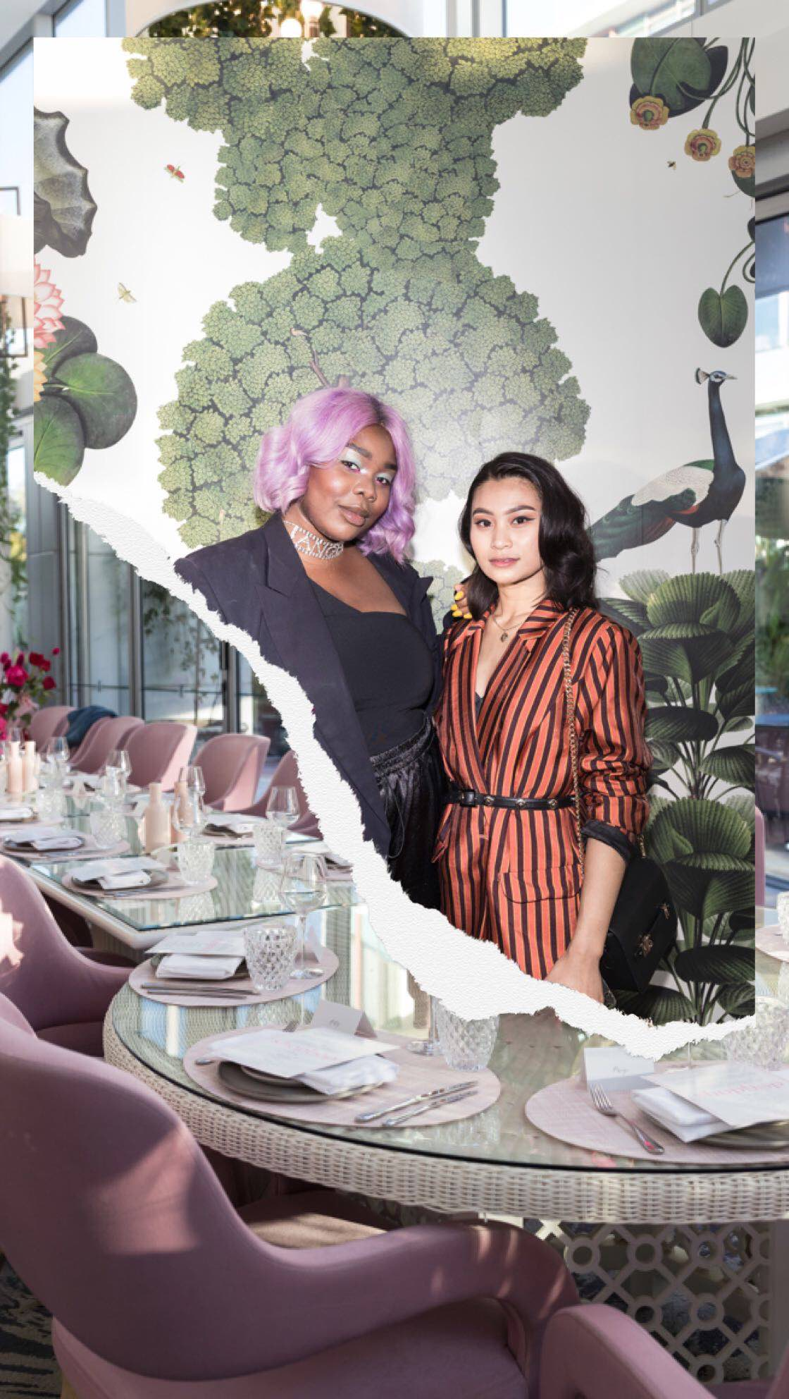 Shopbop x Botanica Dinner - Flex Mami