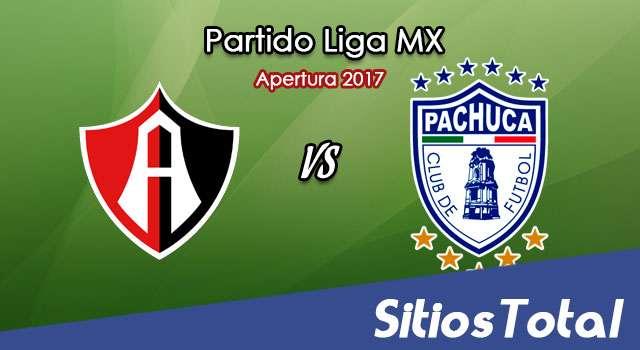 Ver Atlas vs Pachuca en Vivo – Online, Por TV, Radio en Linea, MxM – Apertura 2017 Liga MX