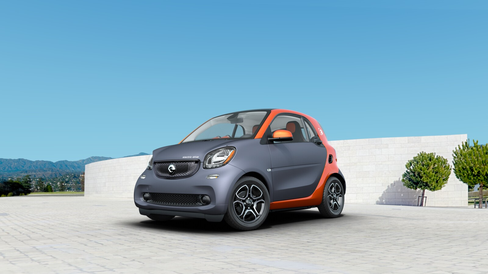 2018 smart passion coupe