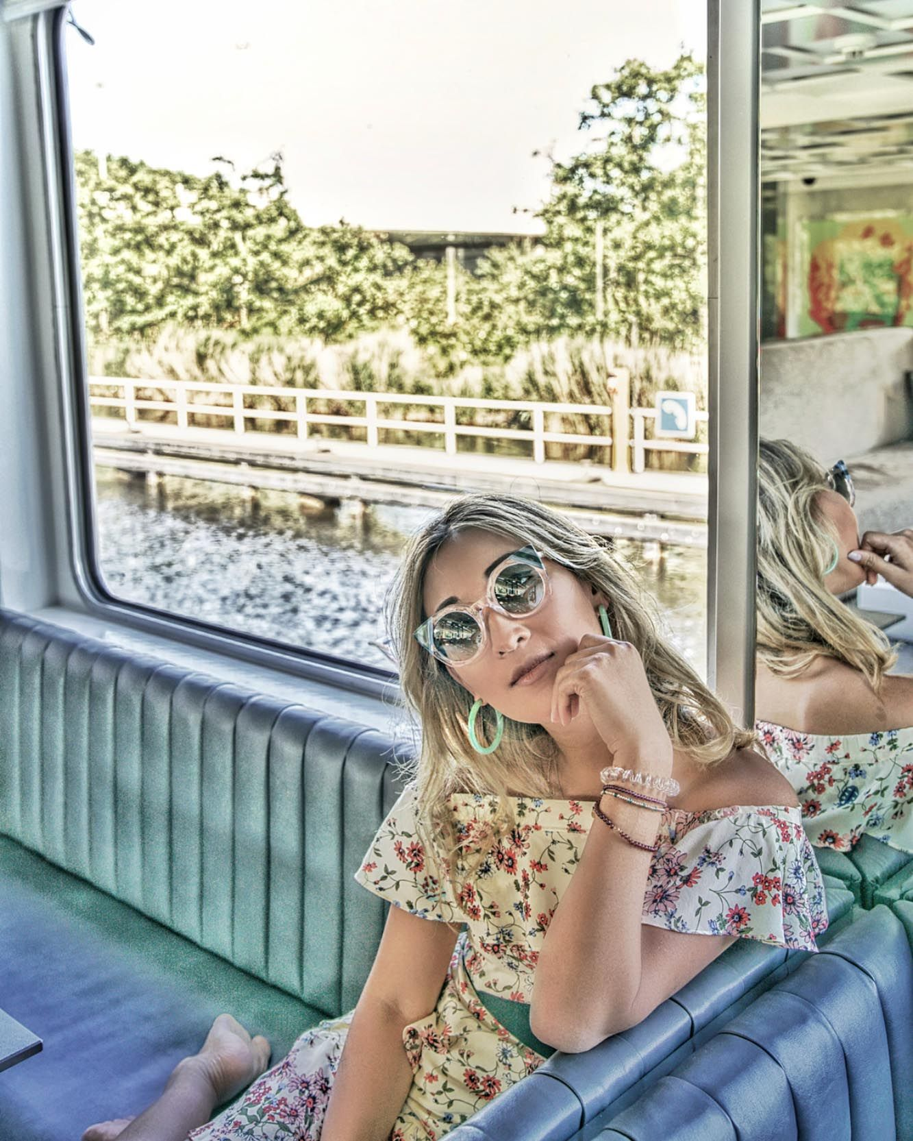 U by Uniworld, The A, Rolling on the Rhine