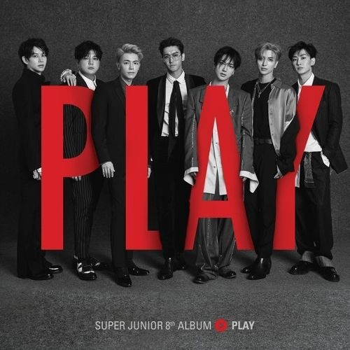 Thumbnail SUPER JUNIOR - Black Suit cover