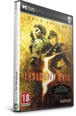 [PC] Resident Evil 5 Gold Edition (2009) - SUB ITA