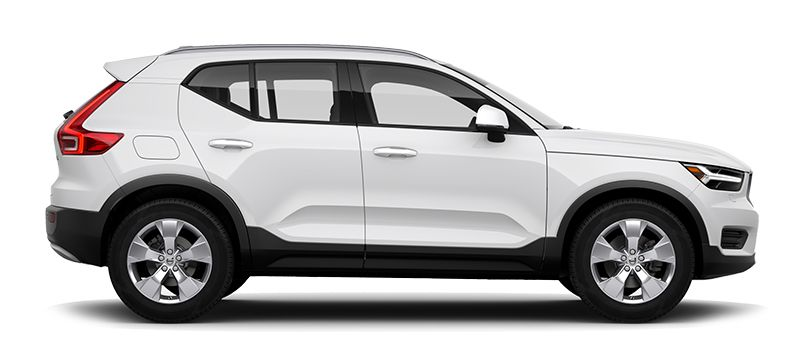 Volvo XC40 T5 AWD Momentum Lease Deal