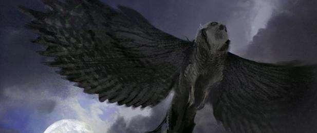 Misthollow Griffin