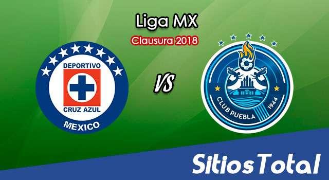 Cruz Azul vs Puebla en Vivo – Liga MX – Sábado 17 de Febrero del 2018