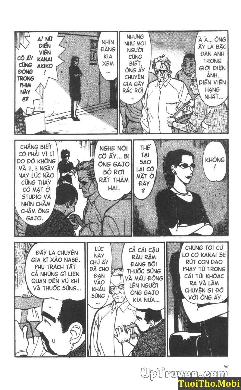 đọc truyện Conan bộ đặc biệt chap 14 trang 5