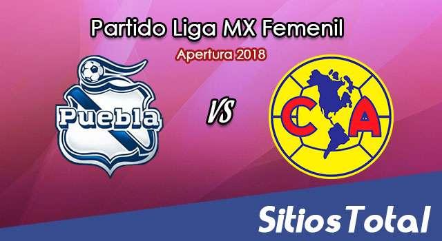 Ver Puebla vs América en Vivo – Liga MX Femenil – Domingo 14 de Octubre del 2018