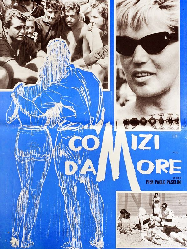 Comizi d' amore Ερωτικές συναντήσεις Poster