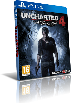 [Ps4] Uncharted 4: Fine di un Ladro (2016) [Fw 4.55] EUR - Full ITA