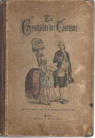 Zur Geschichte Der Costume, Braun And Schneider