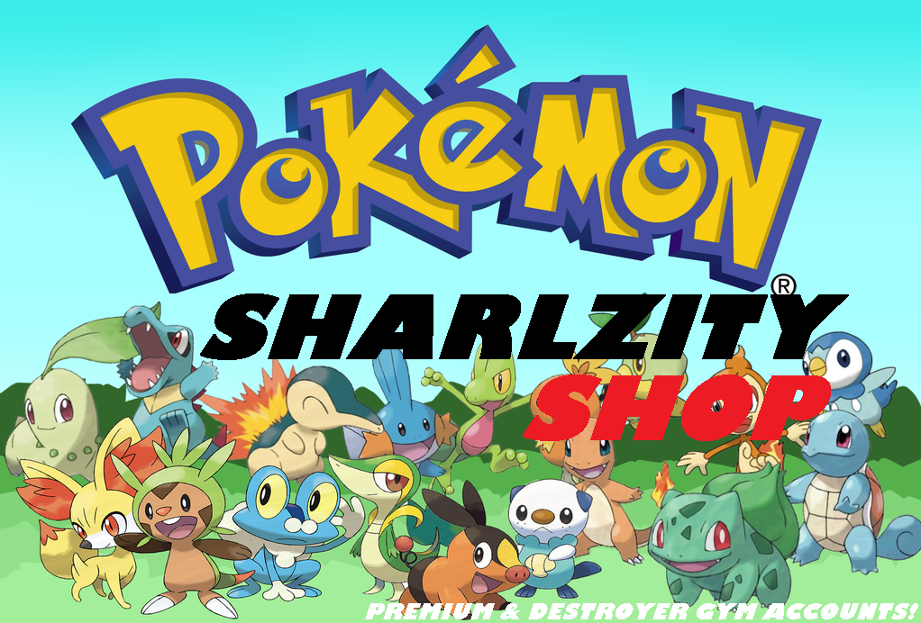 Selling] Sharlzityⓢ shop ➽premium & gym destroyer accounts 3 99