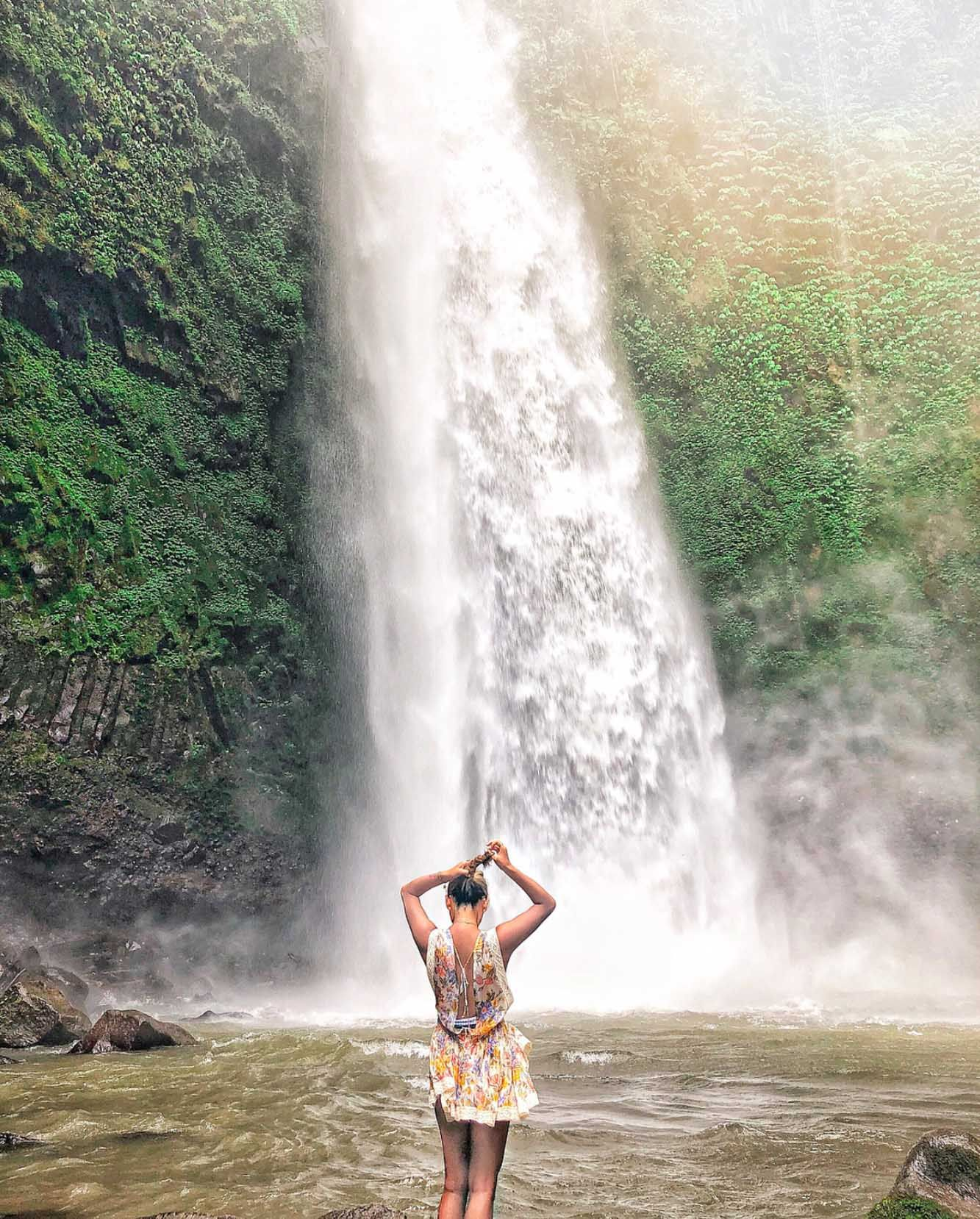Nung Nung Waterfall - Best Waterfalls in Bali