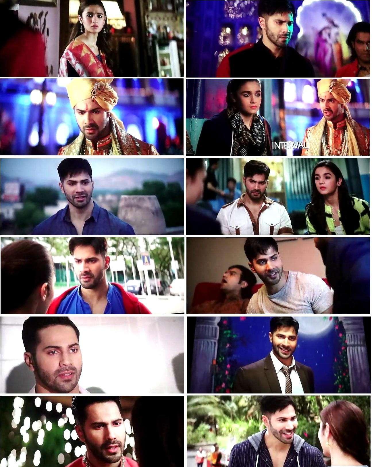 Screen Shots Badrinath Ki Dulhania (2017) Full HD Movie Download Free DVDRip