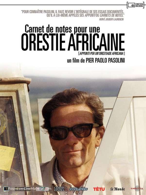 Appunti per un'Orestiade Africana Σημειώσεις για μια Αφρικανική Ορέστεια Poster