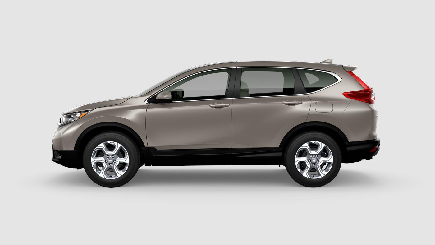 2018 Honda CR V EX In Sandstorm Metallic