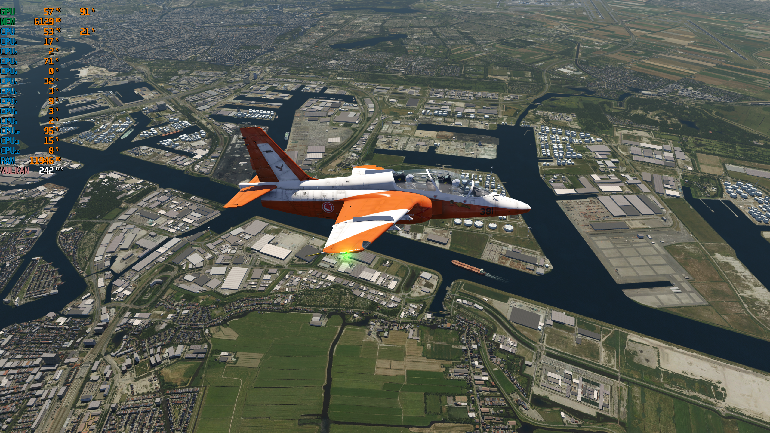 First 3rd Party Aircraft for Aerofly Released (free) - General